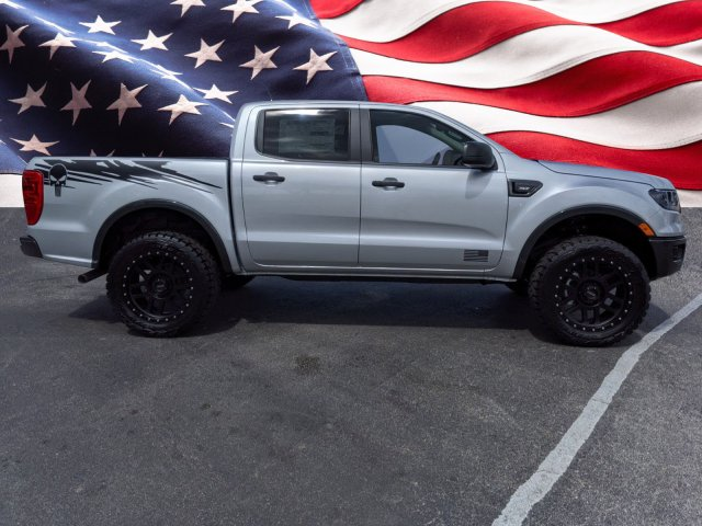 2019 Ranger SuperCrew Cab 4x4, Pickup #K5436 - photo 1