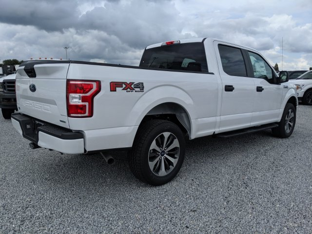 2019 F-150 SuperCrew Cab 4x4,  Pickup #K5470 - photo 2