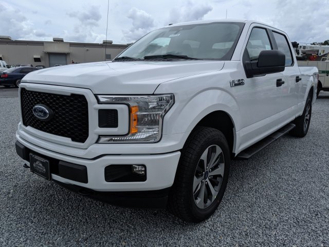 2019 F-150 SuperCrew Cab 4x4,  Pickup #K5470 - photo 3