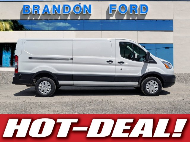 2019 Transit 250 Low Roof 4x2, Empty Cargo Van #K5511 - photo 1