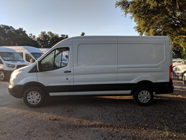 2019 Transit 250 Med Roof 4x2, Empty Cargo Van #K5571 - photo 4