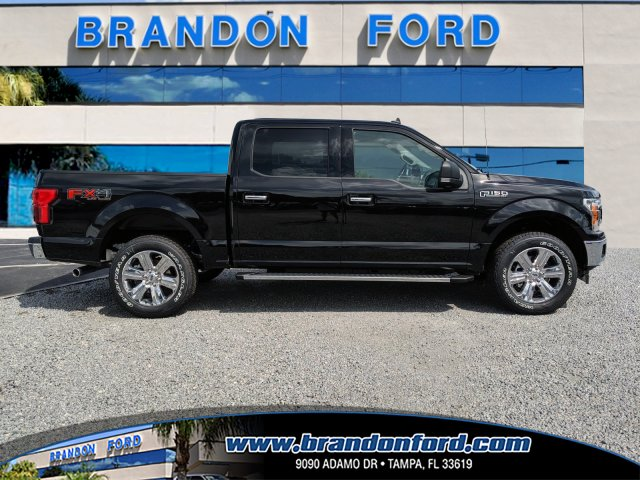 2019 F-150 SuperCrew Cab 4x4,  Pickup #K5683 - photo 1