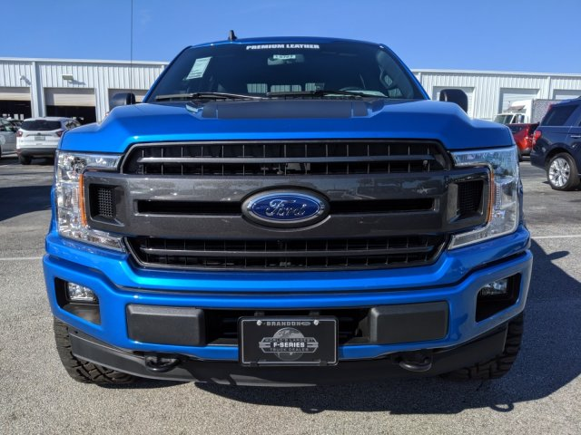 2019 F-150 SuperCrew Cab 4x4,  Pickup #K5707 - photo 8