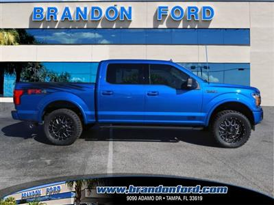 2019 F-150 SuperCrew Cab 4x4,  Pickup #K5707 - photo 1