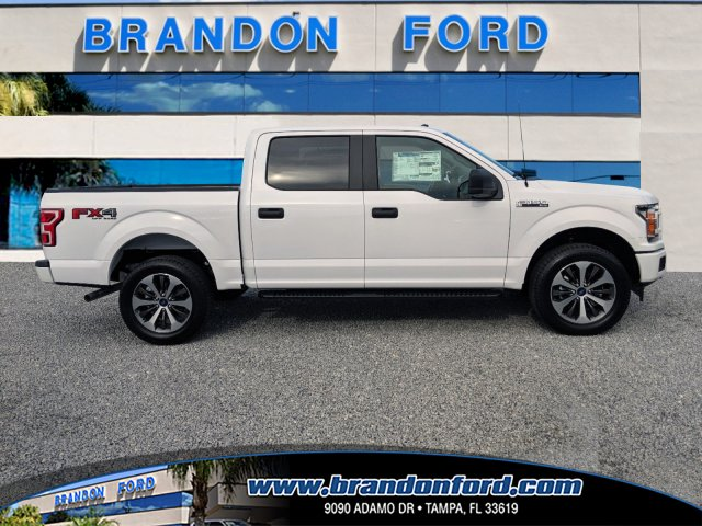 2019 F-150 SuperCrew Cab 4x4,  Pickup #K5738 - photo 1