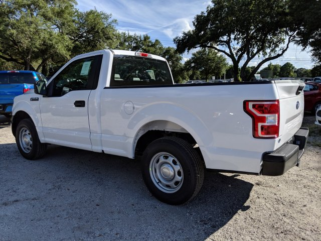 2019 F-150 Regular Cab 4x2, Pickup #K5741 - photo 4