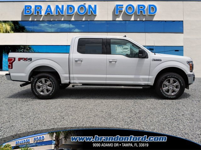 2019 F-150 SuperCrew Cab 4x4,  Pickup #K5751 - photo 1