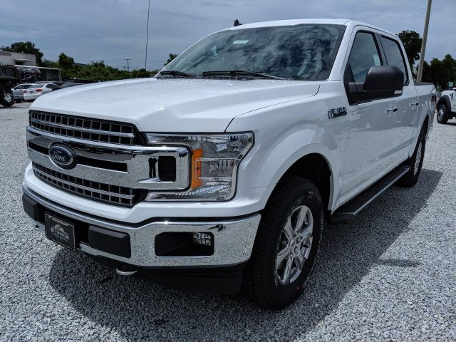2019 F-150 SuperCrew Cab 4x4,  Pickup #K5751 - photo 3