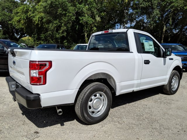 2019 F-150 Regular Cab 4x2, Pickup #K5849 - photo 2