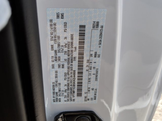 2019 F-150 Regular Cab 4x2, Pickup #K5862 - photo 26