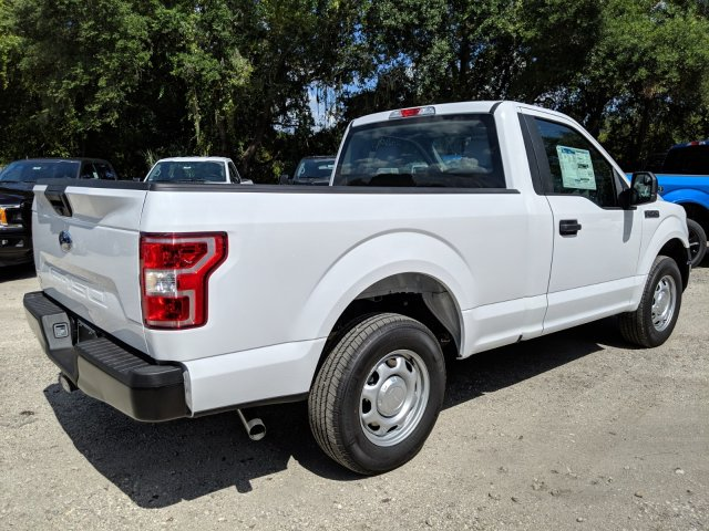 2019 F-150 Regular Cab 4x2, Pickup #K5862 - photo 2