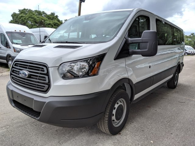 2019 Transit 350 Low Roof 4x2, Passenger Wagon #K5885 - photo 3