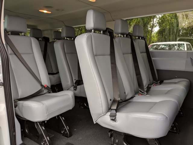 2019 Transit 350 Low Roof 4x2, Passenger Wagon #K5885 - photo 6