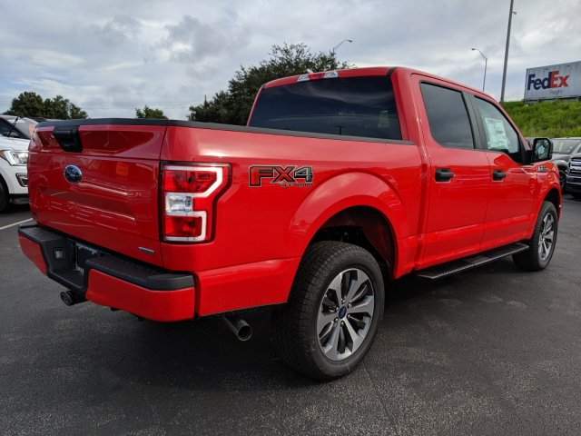 2019 F-150 SuperCrew Cab 4x4, Pickup #K5944 - photo 2