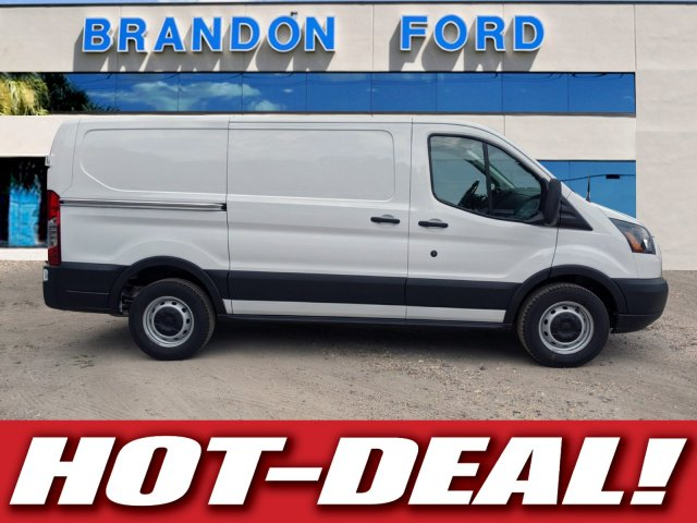 2019 Ford Transit 150 Low Roof 4x2, Empty Cargo Van #K6120 - photo 1