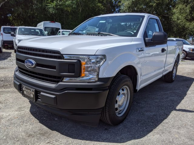 2019 F-150 Regular Cab 4x2, Pickup #K6175 - photo 3
