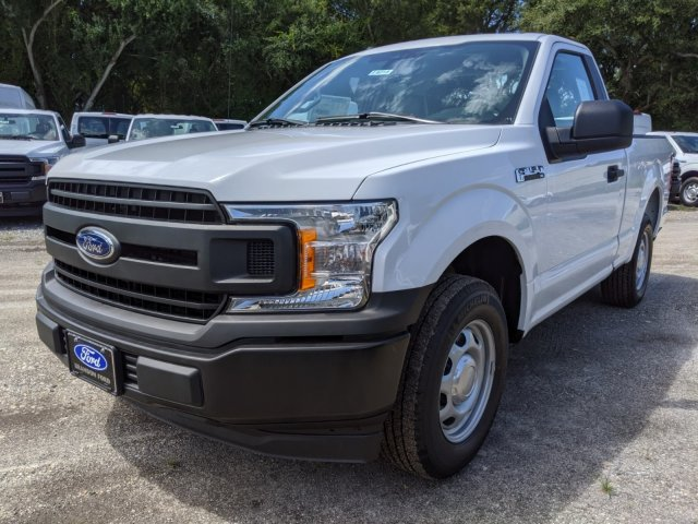 2019 F-150 Regular Cab 4x2, Pickup #K6213 - photo 3