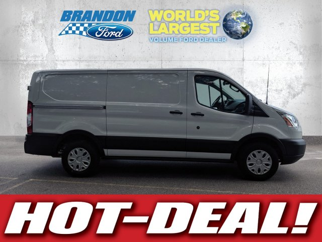2019 Transit 150 Low Roof 4x2, Empty Cargo Van #K6216 - photo 1