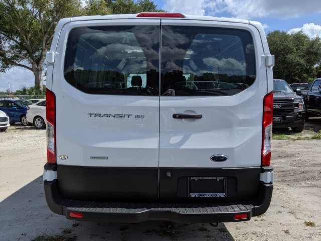 2019 Transit 150 Low Roof 4x2, Empty Cargo Van #K6218 - photo 9