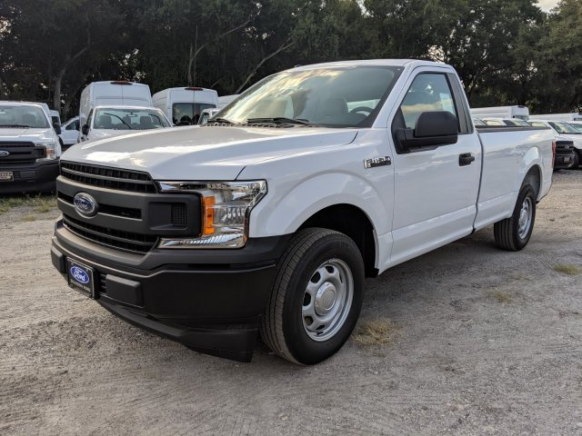 2019 F-150 Regular Cab 4x2, Pickup #K6235 - photo 3