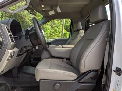 2019 F-450 Regular Cab DRW 4x4, Bedrock Diamond Series Flatbed Body #K6300 - photo 14