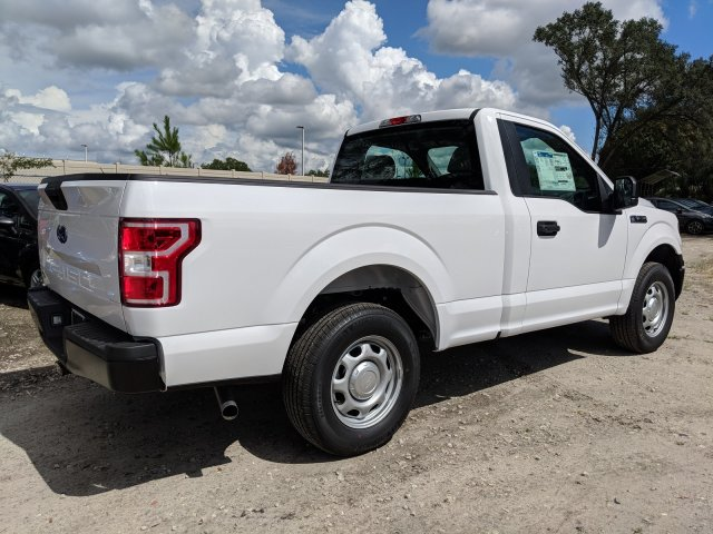 2019 F-150 Regular Cab 4x2, Pickup #K6392 - photo 1