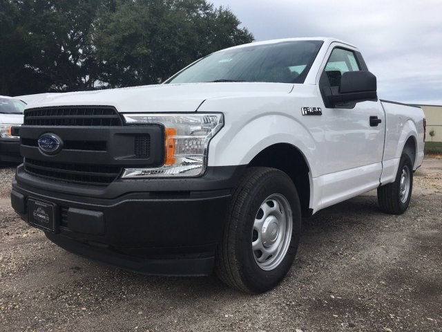 2019 F-150 Regular Cab 4x2, Pickup #K6495 - photo 4