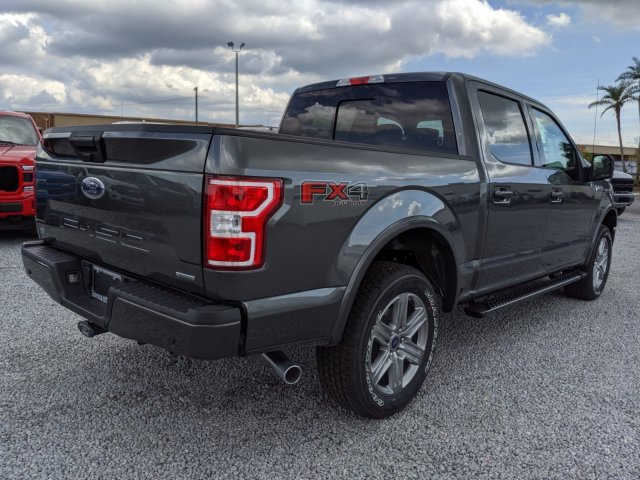 2019 F-150 SuperCrew Cab 4x4, Pickup #K6624 - photo 2
