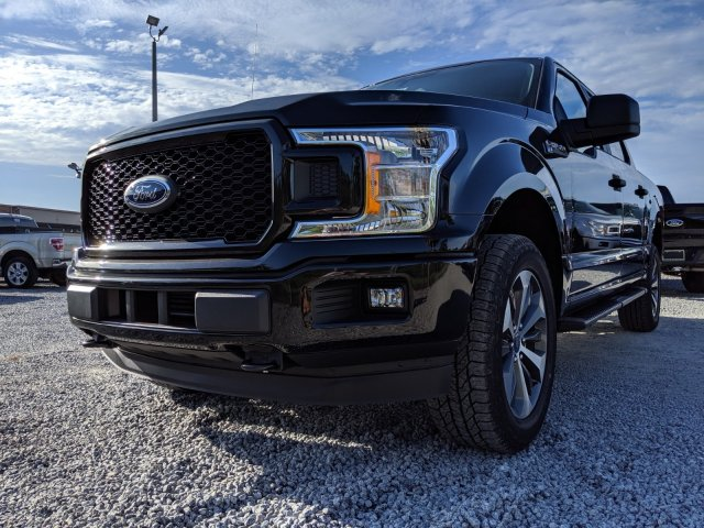 2019 F-150 SuperCrew Cab 4x4, Pickup #K6735 - photo 4