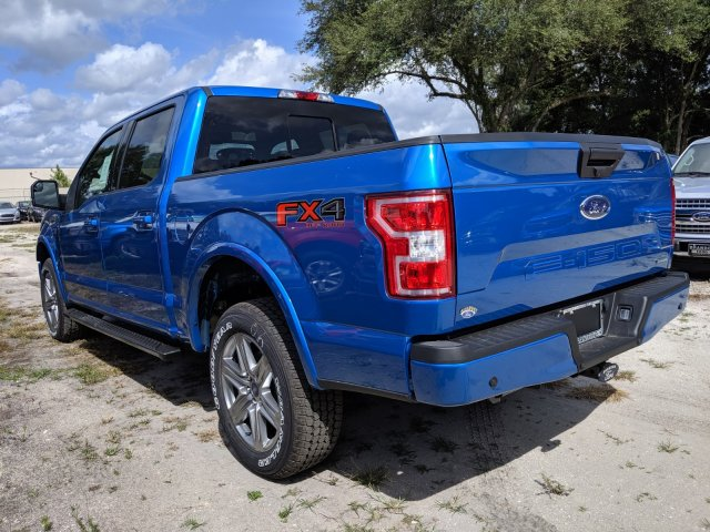 2019 F-150 SuperCrew Cab 4x4, Pickup #K6806 - photo 9