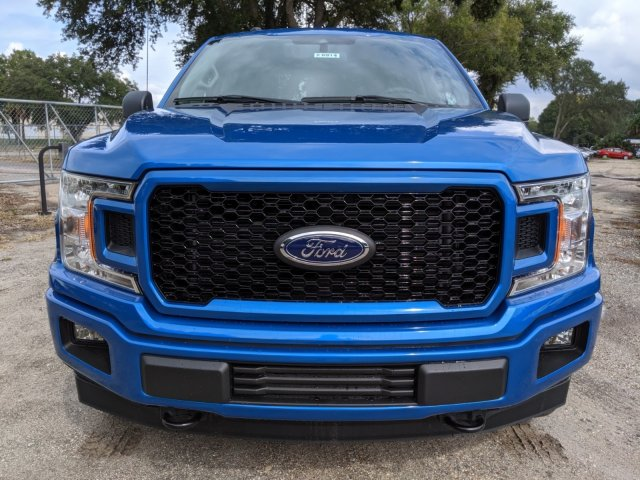 2019 F-150 SuperCrew Cab 4x4, Pickup #K6914 - photo 10