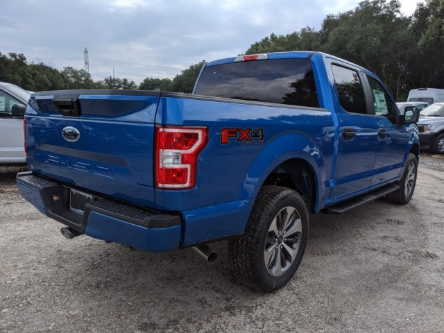 2019 F-150 SuperCrew Cab 4x4, Pickup #K6914 - photo 2