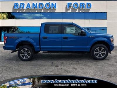 2019 F-150 SuperCrew Cab 4x4, Pickup #K6914 - photo 1