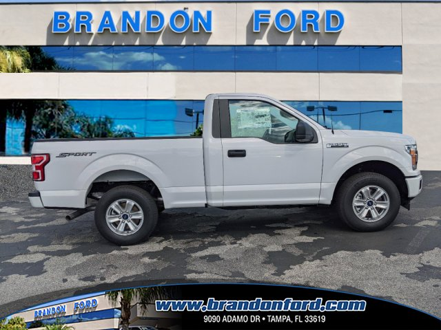 2019 F-150 Regular Cab 4x2, Pickup #K6957 - photo 1