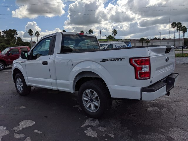 2019 F-150 Regular Cab 4x2, Pickup #K6957 - photo 9