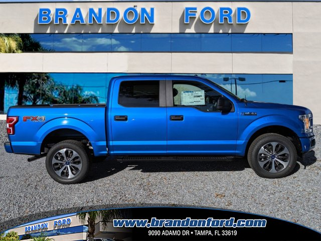2019 F-150 SuperCrew Cab 4x4, Pickup #K6990 - photo 1