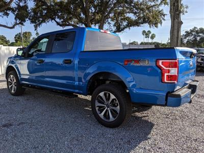 2019 F-150 SuperCrew Cab 4x4, Pickup #K6990 - photo 8
