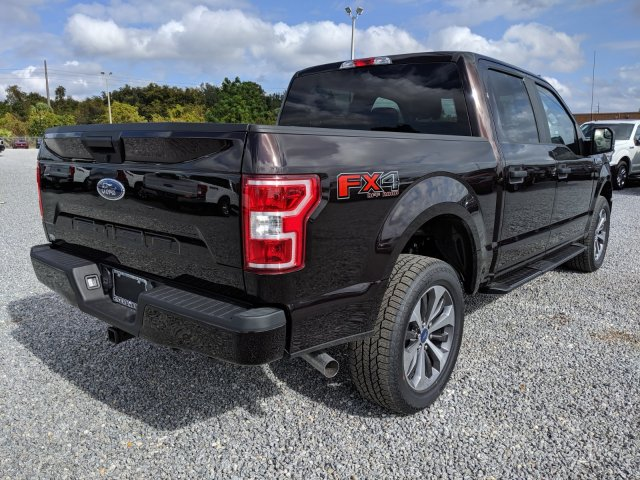 2019 F-150 SuperCrew Cab 4x4, Pickup #K6991 - photo 2
