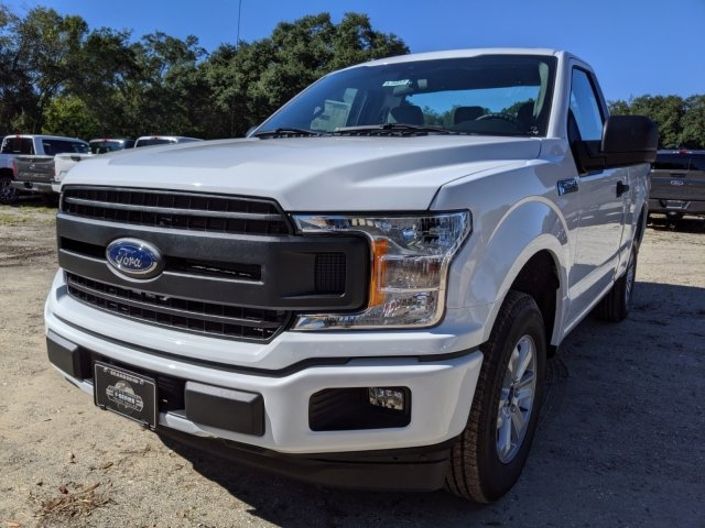 2019 F-150 Regular Cab 4x2, Pickup #K7058 - photo 3