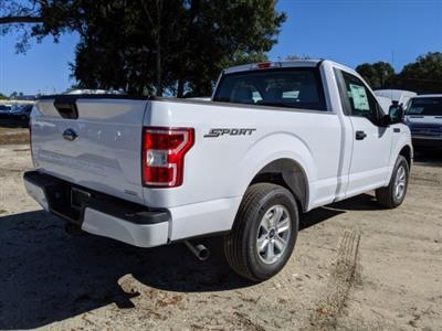 2019 F-150 Regular Cab 4x2, Pickup #K7058 - photo 2