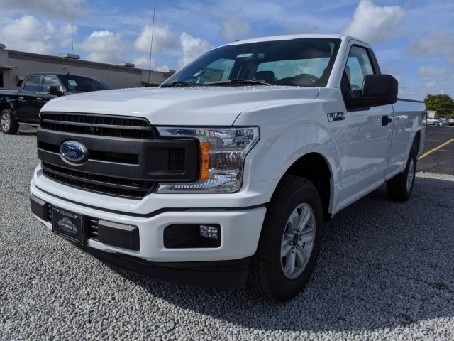 2019 F-150 Regular Cab 4x2, Pickup #K7052 - photo 3