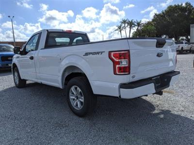 2019 F-150 Regular Cab 4x2, Pickup #K7052 - photo 9