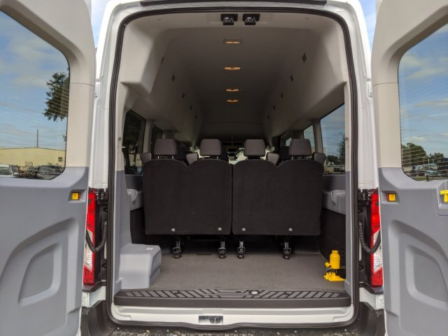2019 Transit 350 HD High Roof DRW 4x2, Passenger Wagon #K7084 - photo 1