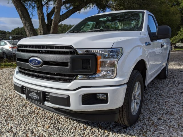 2019 F-150 Regular Cab 4x2, Pickup #K7120 - photo 3
