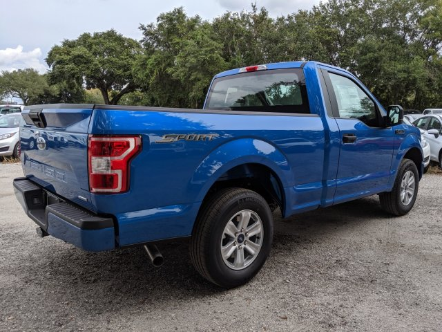 2019 F-150 Regular Cab 4x2, Pickup #K7146 - photo 2