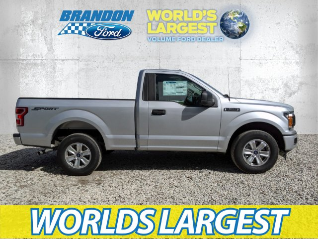 2019 F-150 Regular Cab 4x2, Pickup #K7210 - photo 1