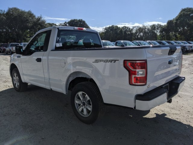 2019 F-150 Regular Cab 4x2, Pickup #K7287 - photo 9