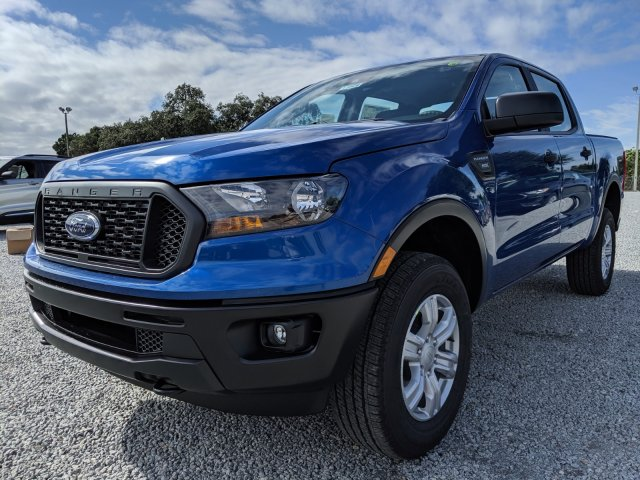 2019 Ranger SuperCrew Cab 4x2, Pickup #K7302 - photo 3