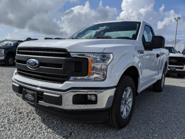 2019 F-150 Regular Cab 4x2, Pickup #K7406 - photo 3