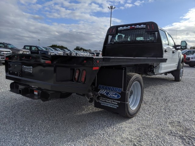 2019 F-450 Crew Cab DRW 4x4, Knapheide Flatbed Body #K7500 - photo 1